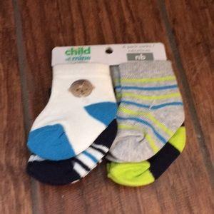 Other - NWT! Newborn socks